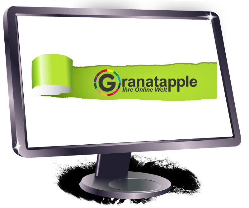 refernze Granatapple Logoerstellung