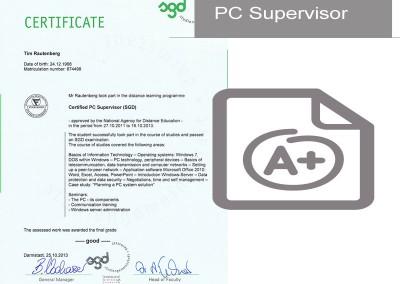PC Supervisor