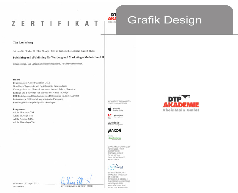 Grafik-Design I