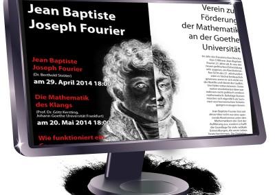 Plakat Aktion Mathe Verein Frankfurt