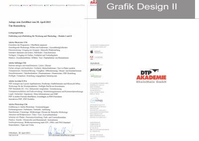 Grafik-Design II