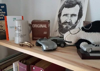 Porsche Krimskram
