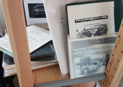 Original Porsche Anleitungen