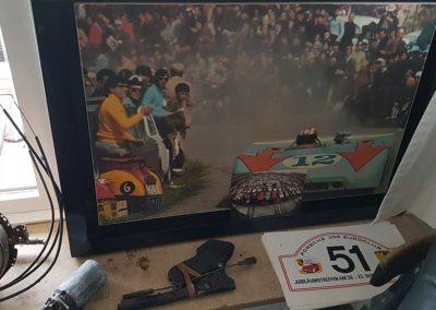 Bild von einem Rennen