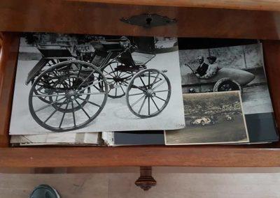 Alte Auto-Bilder