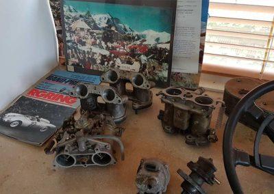 Porsche-Ersatzteile