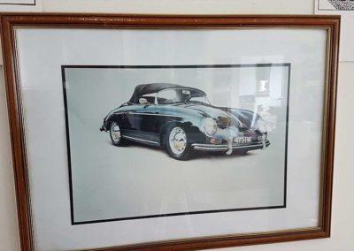 Porsche vom Ray aus GB