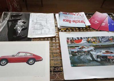 Porsche und noch mehr Porsche