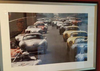 Viele Porsche 356er