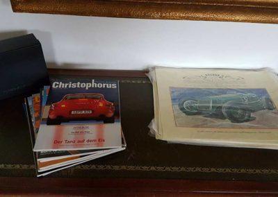 Christophorus und Bilder