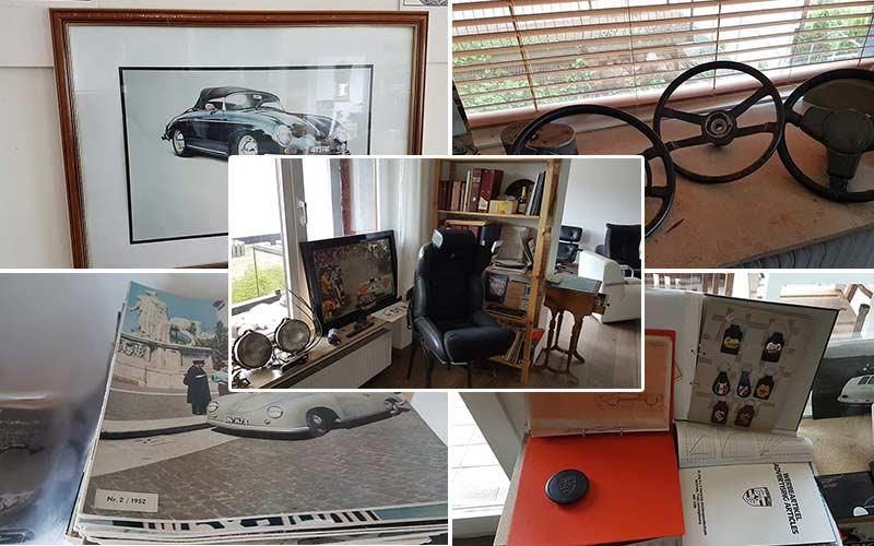 Große Porsche Sammlung zu verkaufen (356/911/etc)