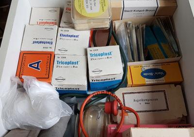 Arzt-Schublade
