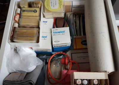 HNO-Behandlungseinheit-Schublade