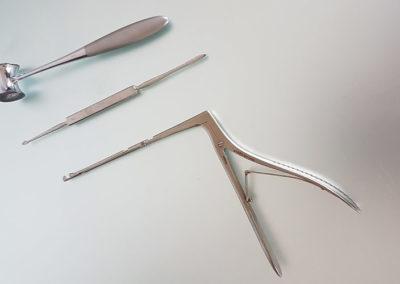 Instrumente-HNO-zu-verkaufen